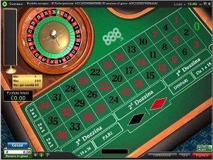 la roulette di 888