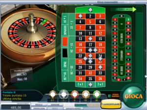 la roulette di Bwin Casino