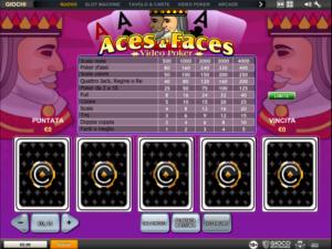 il videopoker di Casino.com