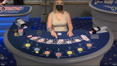 il blackjack di Efbet