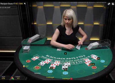 il blackjack di Fantasyteam