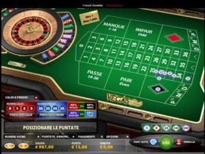 la roulette di Lottomatica