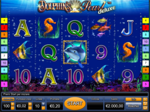 il videopoker di Admiral YES