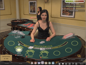 il blackjack di Snai